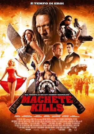 Machete Kills 2398x3425