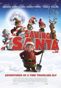 Saving Santa - Ein Elf rettet Weihnachten poster