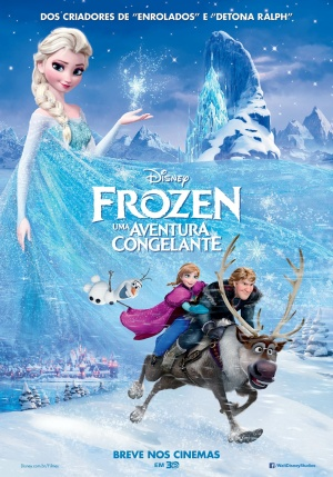 Die Eiskönigin - Völlig unverfroren 1259x1800