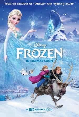 Ledové království 1080x1600