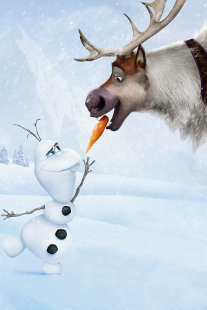 Frozen 3333x5000