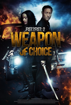 Fist 2 Fist 2: Weapon of Choice 1382x2048