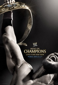 Night of Champions poster