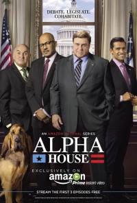 Alpha House poster