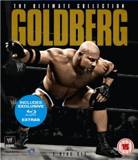 WWE: Goldberg - The Ultimate Collection poster