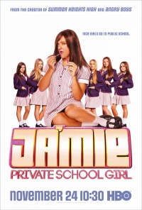 Ja'mie: Private School Girl poster