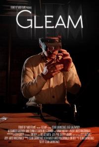 Gleam poster