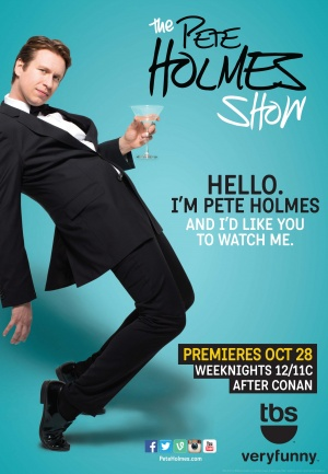 The Pete Holmes Show 2077x3000