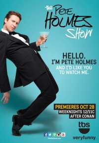 The Pete Holmes Show poster