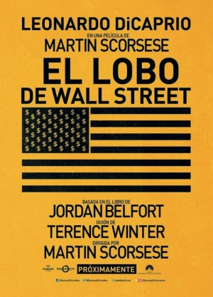 The Wolf of Wall Street 543x755