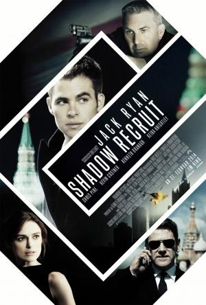 Jack Ryan: Shadow Recruit 1383x2048