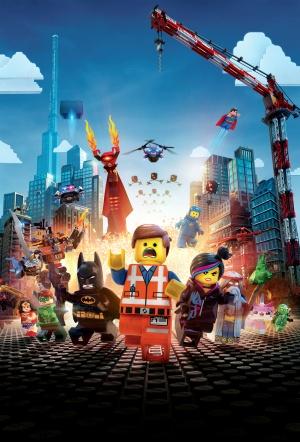 The Lego Movie 3392x5000