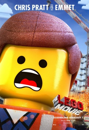 The Lego Movie 1405x2048