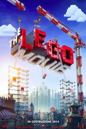 The Lego Movie 597x889