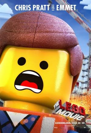 The Lego Movie 1097x1600