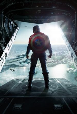 Captain America: The Winter Soldier 3375x5000