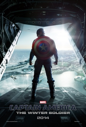 Captain America: The Winter Soldier 3375x5000