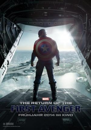 Captain America: The Winter Soldier 800x1143