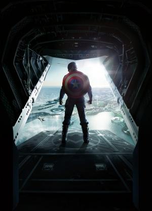 Captain America: The Winter Soldier 3595x5000