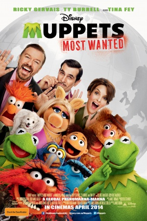 Muppets Most Wanted 3281x4911