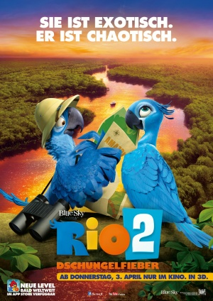 Rio 2 - Dschungelfieber 1448x2048