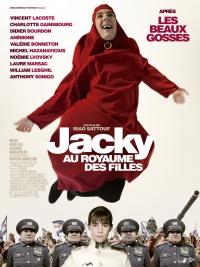 Jacky in Women's Kingdom poster