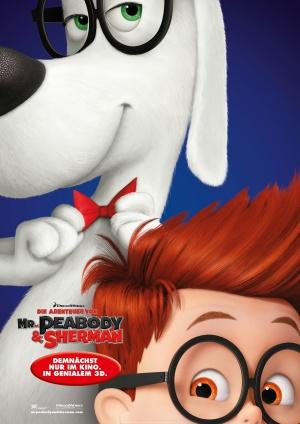 Mr. Peabody & Sherman 2480x3508