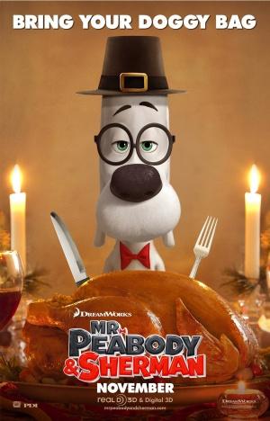 Die Abenteuer von Mr. Peabody & Sherman 1312x2048