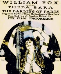 The Darling of Paris poster