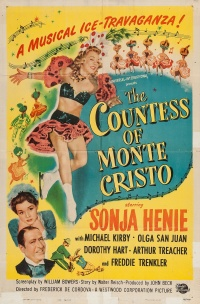 The Countess of Monte Cristo poster