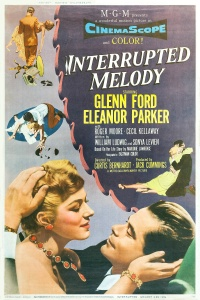 Interrupted Melody poster