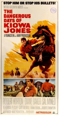 The Dangerous Days of Kiowa Jones poster