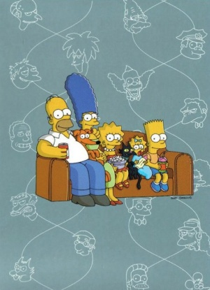 The Simpsons 549x759