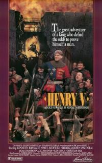 Heinrich V. poster