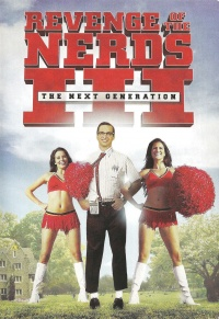 Revenge of the Nerds III: The Next Generation poster