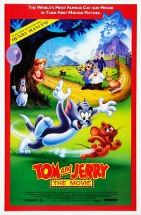 Tom & Jerry: I tainia poster