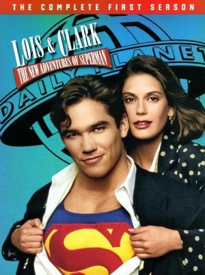 Lois & Clark: The New Adventures of Superman 877x1176