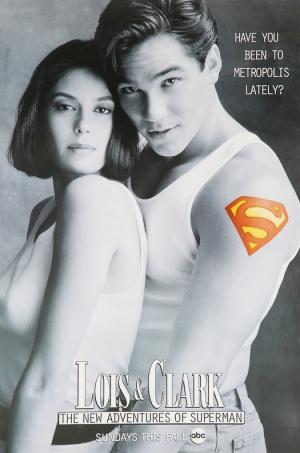 Lois & Clark: The New Adventures of Superman 525x793