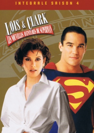 Lois & Clark: The New Adventures of Superman 1019x1441