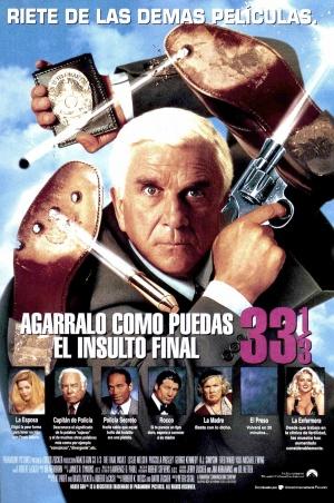 Naked Gun 33 1/3: The Final Insult 1660x2500