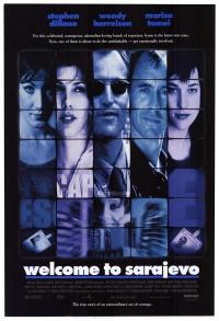 Dobrodošli u Sarajevo poster