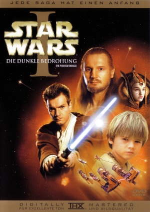 Star Wars: Episodio I - La amenaza fantasma 1520x2141