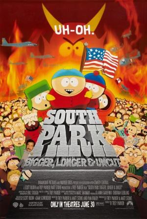 South Park: Bigger, Longer & Uncut 2003x2968