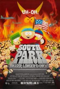 South Park: Größer, länger und un(b)geschnitten poster