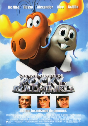 The Adventures of Rocky & Bullwinkle 3300x4700