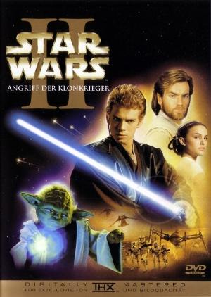 Star Wars: Episodio II - El ataque de los clones 1519x2139