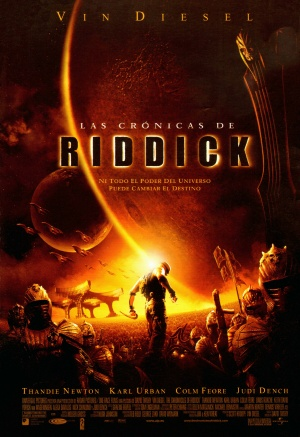The Chronicles of Riddick 3200x4664