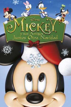 Mickys turbulente Weihnachtszeit 1400x2100