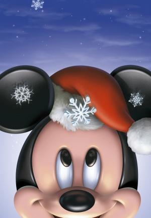 Mickys turbulente Weihnachtszeit 1527x2196