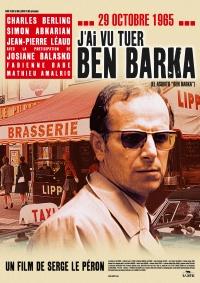 Ich sah den Mord an Ben Barka poster